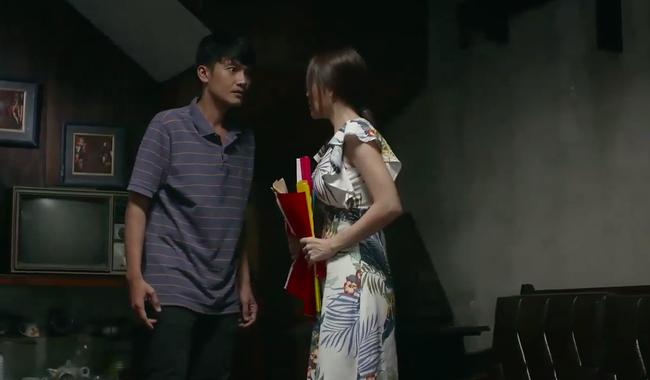 """""""Tiệm ăn dì ghẻ"""" tập 1: Quang Tuấn đi tù vì cờ bạc, vừa ra trại đã lao vào làm nhục vợ cũ - Dương Cẩm Lynh - Ảnh 8."""