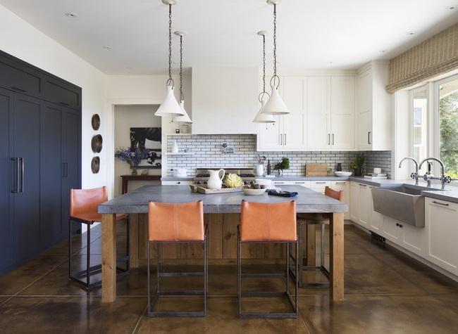 Muốn căn bếp gia đình luôn ấn tượng trước hết phải giữ nó ngăn nắp gọn gàng đã - Ảnh 1.