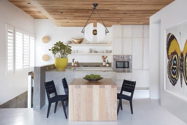 Muốn căn bếp gia đình luôn ấn tượng trước hết phải giữ nó ngăn nắp gọn gàng đã - Ảnh 2.