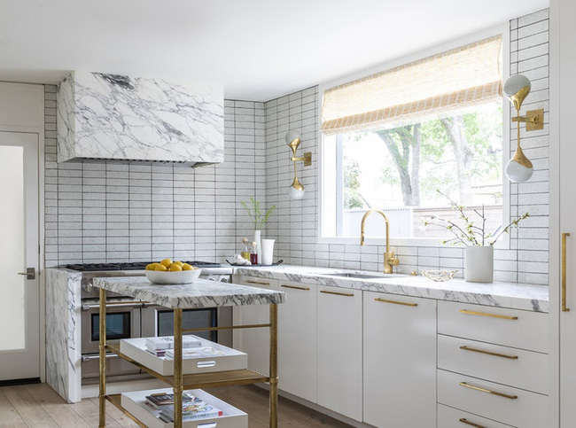 Muốn căn bếp gia đình luôn ấn tượng trước hết phải giữ nó ngăn nắp gọn gàng đã - Ảnh 3.