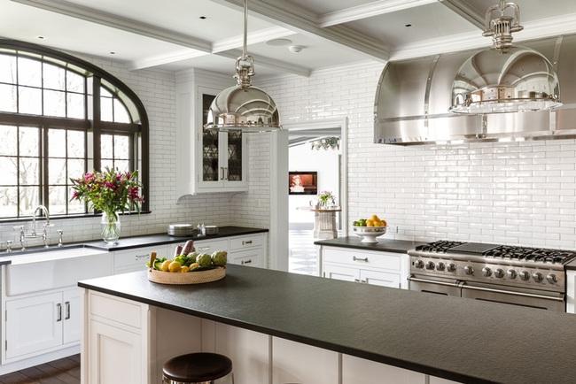 Muốn căn bếp gia đình luôn ấn tượng trước hết phải giữ nó ngăn nắp gọn gàng đã - Ảnh 8.