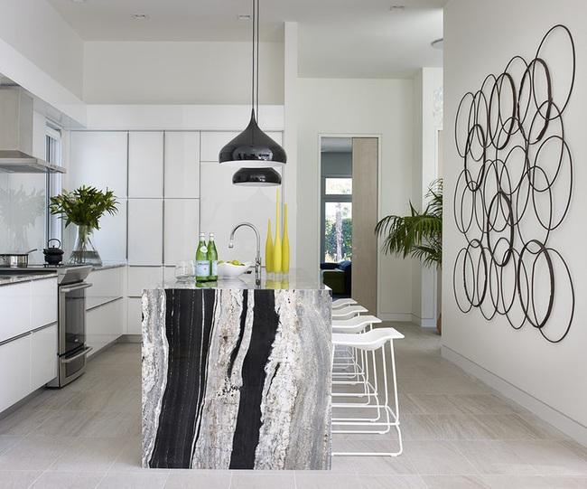 Muốn căn bếp gia đình luôn ấn tượng trước hết phải giữ nó ngăn nắp gọn gàng đã - Ảnh 9.