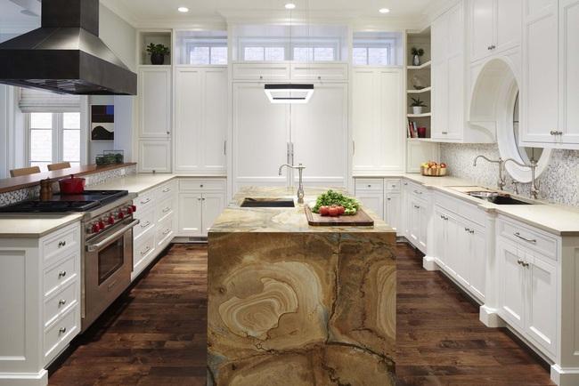 Muốn căn bếp gia đình luôn ấn tượng trước hết phải giữ nó ngăn nắp gọn gàng đã - Ảnh 13.
