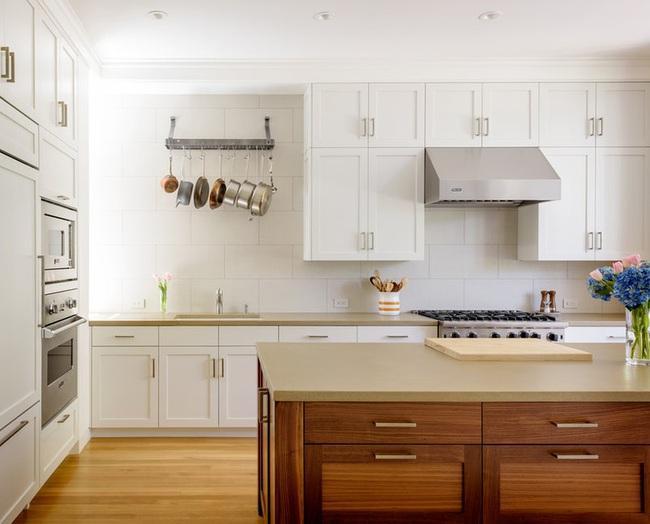 Muốn căn bếp gia đình luôn ấn tượng trước hết phải giữ nó ngăn nắp gọn gàng đã - Ảnh 16.