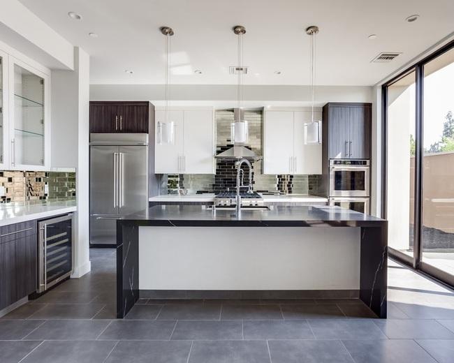 Muốn căn bếp gia đình luôn ấn tượng trước hết phải giữ nó ngăn nắp gọn gàng đã - Ảnh 17.