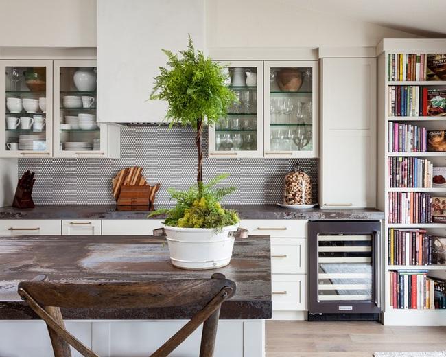 Muốn căn bếp gia đình luôn ấn tượng trước hết phải giữ nó ngăn nắp gọn gàng đã - Ảnh 19.