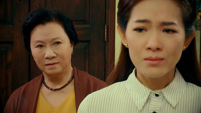 """""""Nước mắt loài cỏ dại"""" tập 1: NSND Minh Đức làm mẹ chồng giàu có hách dịch, khiến con trai - con gái người từ mặt - Ảnh 4."""