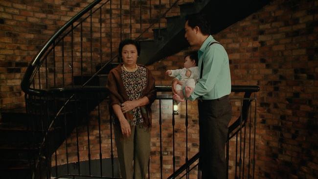 """""""Nước mắt loài cỏ dại"""" tập 1: NSND Minh Đức làm mẹ chồng giàu có hách dịch, khiến con trai - con gái người từ mặt - Ảnh 7."""