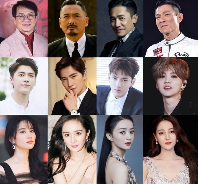Giải Kim Kê 2019 nóng lên: Địch Lệ Nhiệt Ba - Triệu Lệ Dĩnh - Dương Mịch - Châu Nhuận Phát đều tham dự  - Ảnh 3.