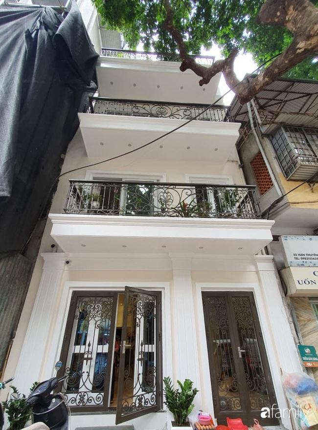 Nhà phố mặt tiền 6m, hậu 2m vẫn đẹp sang trọng không góc chết ở phố Hàn Thuyên, Hà Nội - Ảnh 1.