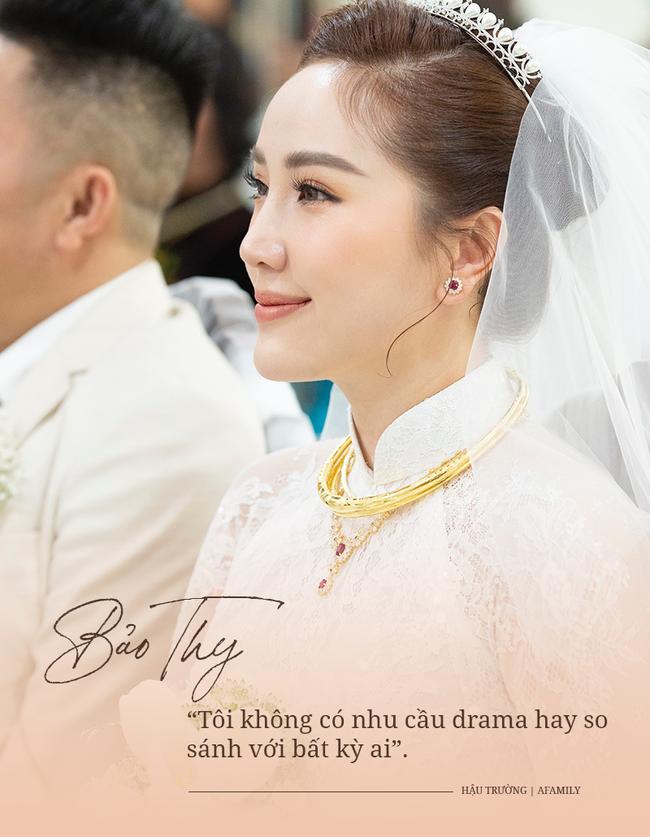 Bảo Thy lên tiếng khi bị so sánh đám cưới của mình với Đông Nhi; Lan Ngọc tuyên bố muốn lấy chồng sau thời gian vướng tin đồn hẹn hò Chi Dân - Ảnh 1.