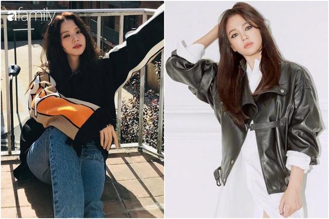 """Jisoo như """"bản sao hoàn hảo"""" của Song Hye Kyo khi cùng theo lối trang điểm cá tính - Ảnh 5."""