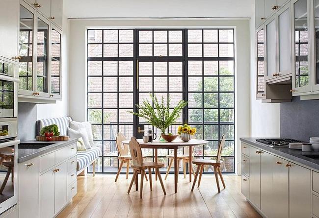 25 ý tưởng trang trí hoàn hảo cho phòng ăn sáng bừng ngon mắt - Ảnh 17.