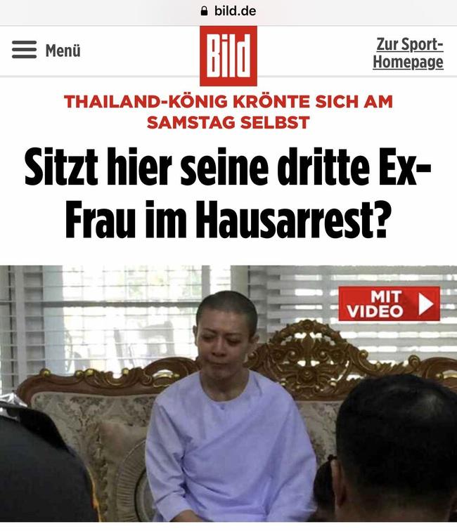 Rò rỉ hình ảnh mới gây sốc về cựu Vương phi Thái Lan sau khi bị phế truất, khiến ai nấy đều xót thương - Ảnh 4.