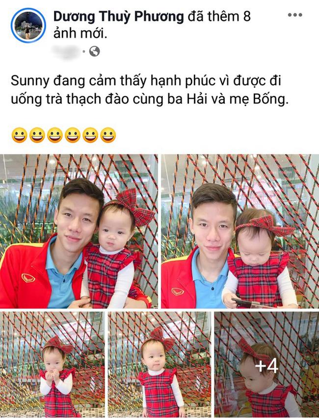 Con gái Quế Ngọc Hải được check-in cùng HLV Park, Công Phượng khiến fan xuýt xoa, ghen tị - Ảnh 1.