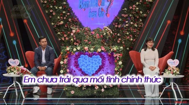 """""""Bạn muốn hẹn hò"""": Hồng Vân, Quyền Linh bấm nút thay cho """"em gái"""" Ninh Dương Lan Ngọc vì bận quăng thính trai đẹp - Ảnh 18."""