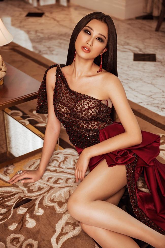 Top 45 Hoa hậu Hoàn vũ Việt Nam 2019: Thúy Vân khoe ngực khủng, Tường Linh khoe chân siêu dài nhưng không gây chú ý bằng thí sinh tóc tém giống H'Hen Niê - Ảnh 15.