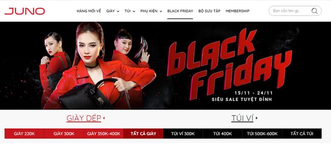 Đây là những thương hiệu thời trang sẽ giảm giá mạnh trong ngày Black Friday, chị em nhanh tay cập nhật để mua sắm được giá hời - Ảnh 1.
