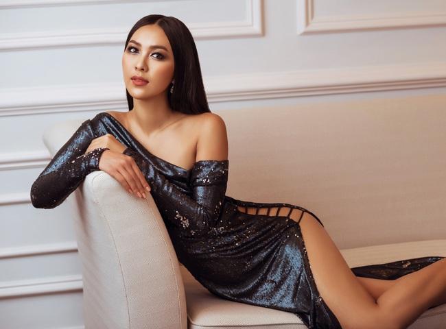 Top 45 Hoa hậu Hoàn vũ Việt Nam 2019: Thúy Vân khoe ngực khủng, Tường Linh khoe chân siêu dài nhưng không gây chú ý bằng thí sinh tóc tém giống H'Hen Niê - Ảnh 14.