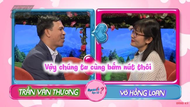 """""""Bạn muốn hẹn hò"""": Hồng Vân, Quyền Linh bấm nút thay cho """"em gái"""" Ninh Dương Lan Ngọc vì bận quăng thính trai đẹp - Ảnh 21."""