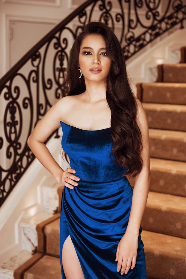 Top 45 Hoa hậu Hoàn vũ Việt Nam 2019: Thúy Vân khoe ngực khủng, Tường Linh khoe chân siêu dài nhưng không gây chú ý bằng thí sinh tóc tém giống H'Hen Niê - Ảnh 9.