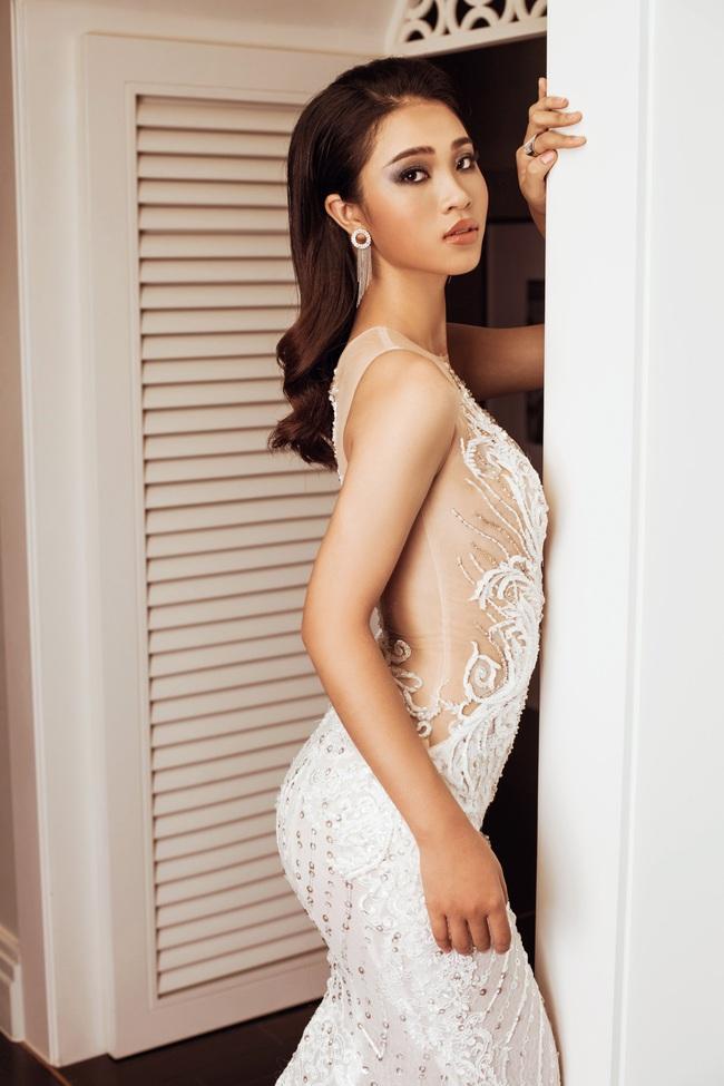Top 45 Hoa hậu Hoàn vũ Việt Nam 2019: Thúy Vân khoe ngực khủng, Tường Linh khoe chân siêu dài nhưng không gây chú ý bằng thí sinh tóc tém giống H'Hen Niê - Ảnh 10.