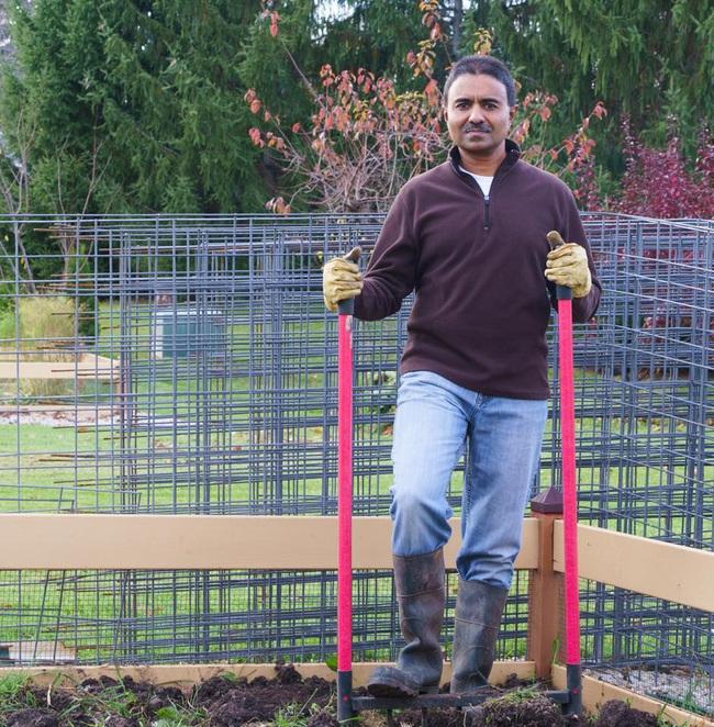 Khu vườn 185m2 phủ xanh rau ngon trái ngọt của người đàn ông yêu trồng trọt suốt 19 năm qua - Ảnh 9.