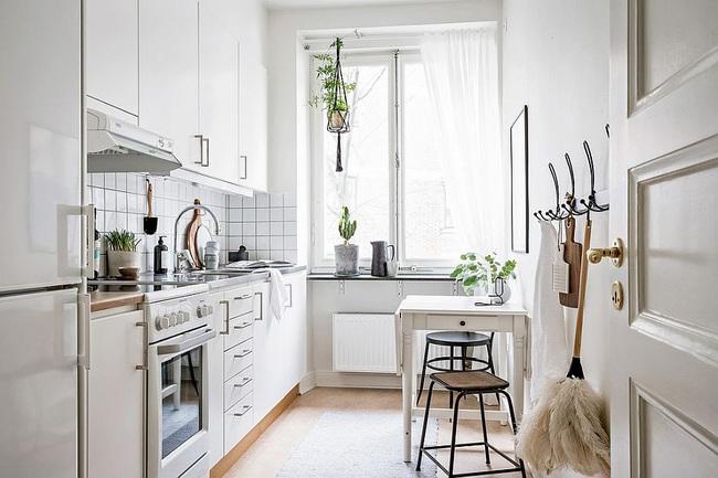 10 gợi ý tuyệt vời tạo góc ăn sáng đầy nhớ nhung trong căn bếp nhỏ - Ảnh 2.