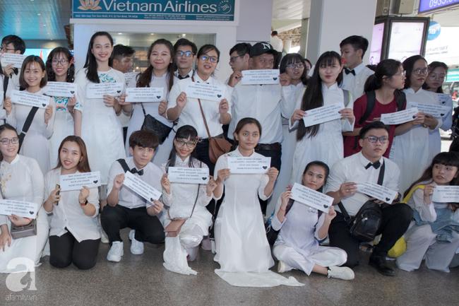 Hình ảnh hiếm hoi tại sân bay ra Phú Quốc của Đông Nhi - Ông Cao Thắng trước đám cưới, bất ngờ nhất là sự xuất hiện của những nhân vật này - Ảnh 5.