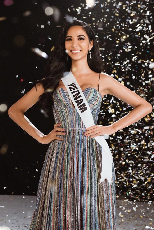 Tin vui đầu tiên của Hoàng Thùy tại Miss Universe 2019 dù chưa chính thức bước vào cuộc thi - Ảnh 3.