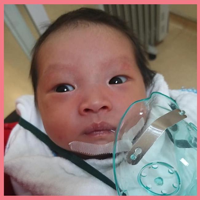 """Con 6 ngày tuổi bị nhiễm virus RSV, mẹ Hải Phòng xót xa cảnh báo: """"Với trẻ sơ sinh, đừng bao giờ chủ quan nghĩ chỉ đơn giản là cái hắt hơi nhẹ"""" - Ảnh 1."""