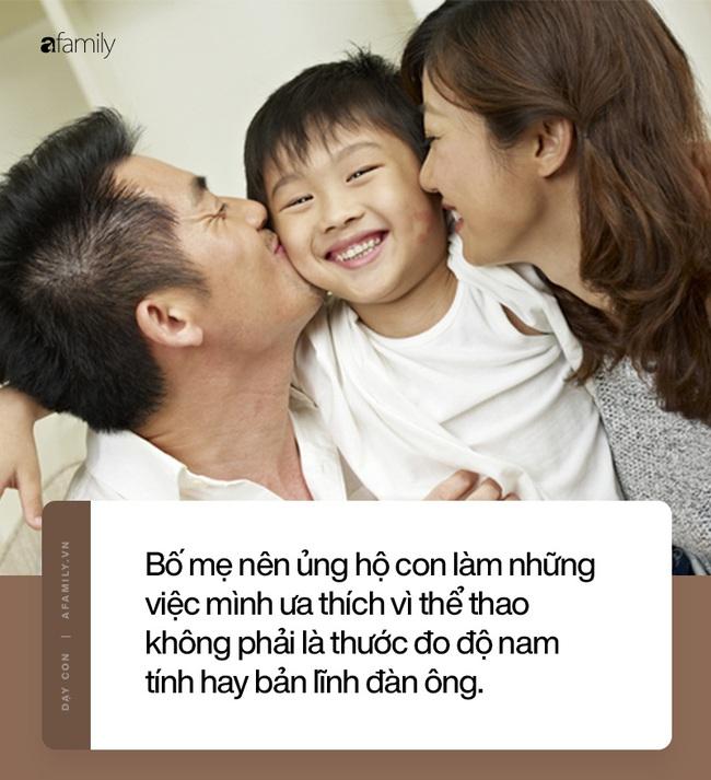 Muốn con trai thành công trong cuộc sống, ngay từ nhỏ bố mẹ cần tránh xa 5 sai lầm nuôi dưỡng độc hại sau - Ảnh 6.