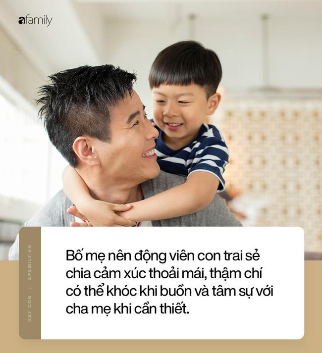 Muốn con trai thành công trong cuộc sống, ngay từ nhỏ bố mẹ cần tránh xa 5 sai lầm nuôi dưỡng độc hại sau - Ảnh 8.