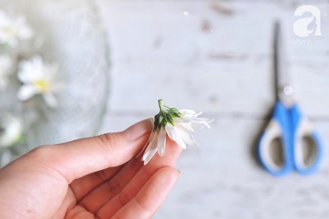 Mùa cúc họa mi nở rộ, để bắt trend hãy học ngay cách các cắm hoa xinh xắn này nhé các chị em ơi! - Ảnh 7.