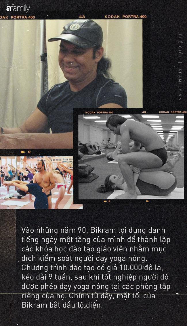 Đời tư bê bối của Bikram Choudhury - cha đẻ của yoga nóng được tôn sùng khắp thế giới và những lần quấy rối tình dục công khai bất chấp các cáo buộc - Ảnh 2.