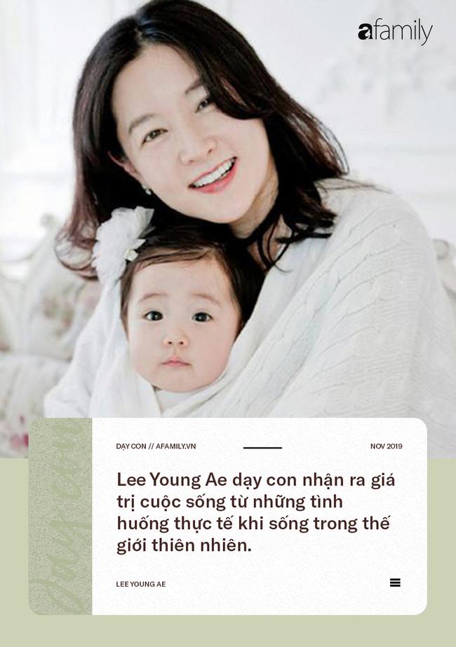 Lý do sao nữ Dae Jang Geum được cả châu Á mến mộ: Đã đẹp người còn dạy con cực giỏi! - Ảnh 4.