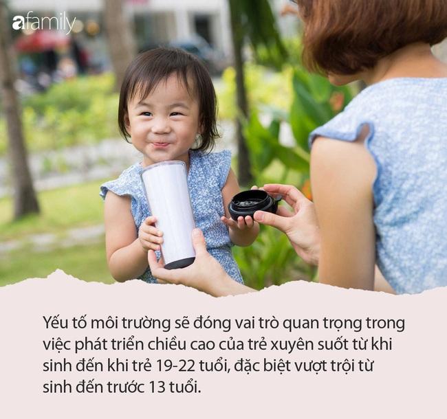 Chuyên gia chỉ ra 4 sai lầm của cha mẹ cản trở sự phát triển chiều cao của trẻ - Ảnh 1.