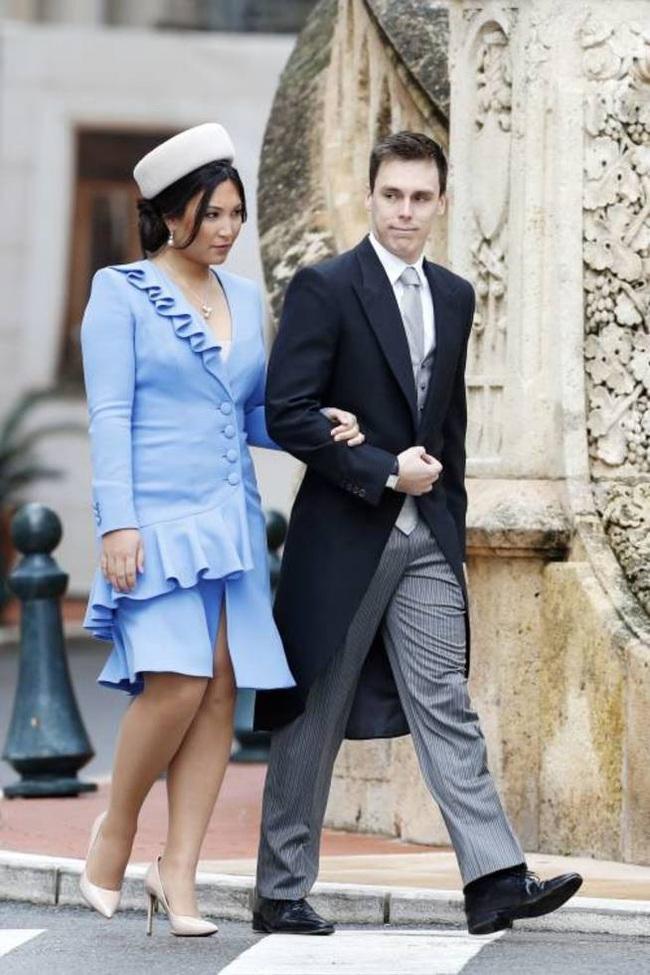 Nhân vật nổi bật nhất hoàng gia Monaco, làm lu mờ nàng dâu gốc Việt trong sự kiện khi diện nguyên cây trắng sành điệu và khí chất khó ai bì kịp - Ảnh 1.