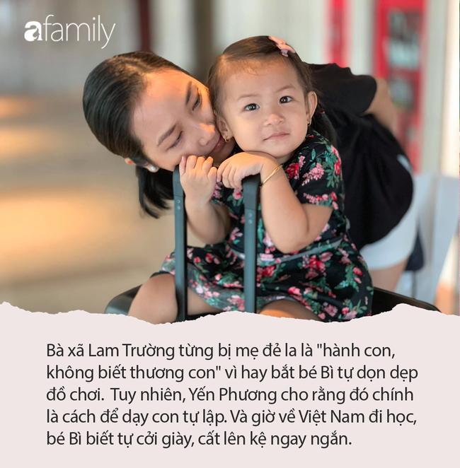 Con gái Lam Trường khủng hoảng tuổi lên 3, vợ trẻ nhất định tôn trọng sự quyết định của bé nhưng thành quả lại cực bất ngờ - Ảnh 5.