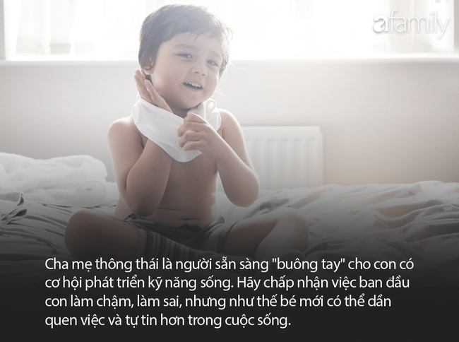 Để tạo nên một đứa trẻ có tính cách tự lập, đây là 4 phương pháp cha mẹ dễ dàng áp dụng - Ảnh 1.