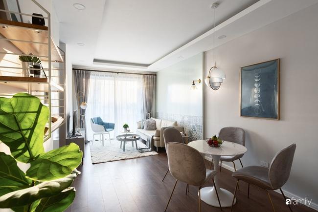 Căn hộ 2 phòng ngủ được decor trong lành như làn gió sớm mang phong cách Bắc Âu ở phố Minh Khai, Hà Nội - Ảnh 11.