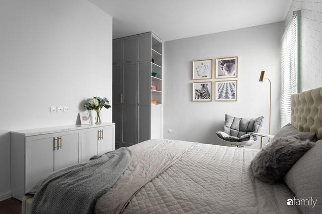 Căn hộ 2 phòng ngủ được decor trong lành như làn gió sớm mang phong cách Bắc Âu ở phố Minh Khai, Hà Nội - Ảnh 14.