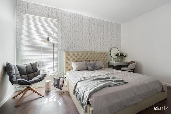 Căn hộ 2 phòng ngủ được decor trong lành như làn gió sớm mang phong cách Bắc Âu ở phố Minh Khai, Hà Nội - Ảnh 12.