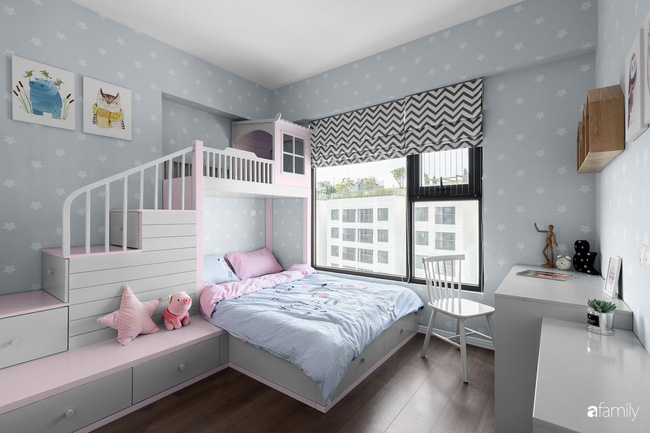 Căn hộ 2 phòng ngủ được decor trong lành như làn gió sớm mang phong cách Bắc Âu ở phố Minh Khai, Hà Nội - Ảnh 18.