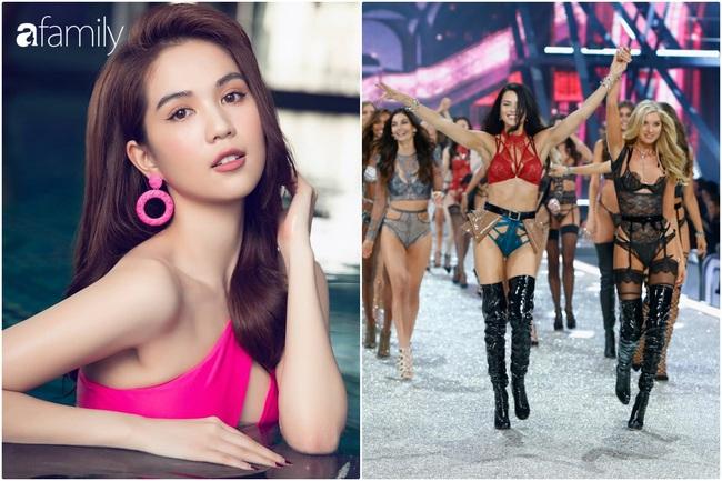 Thương nhất lúc này là Ngọc Trinh: Còn chưa thực hiện ước mơ được trình diễn thì Victoria's Secret Fashion 2019 đã bị huỷ bỏ! - Ảnh 1.