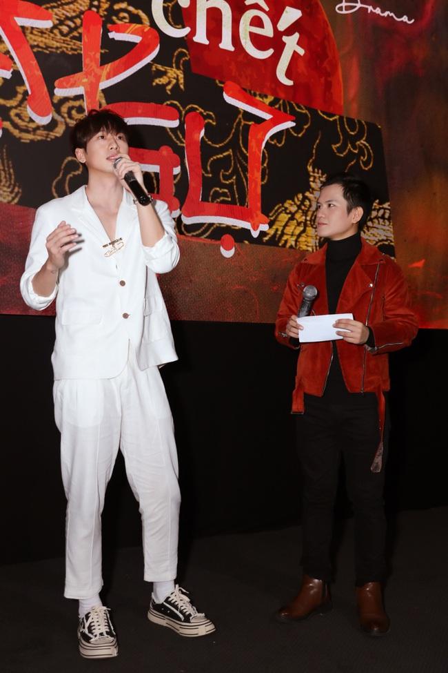 Mai Phương tái xuất với vai diễn lấy nước mắt trong web drama mới của Tuấn Trần - Ảnh 4.