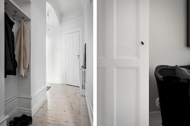 Căn hộ màu trắng rộng 62m2 chẳng hề nhàm chán nhờ cách trang trí có tính thẩm mỹ cao - Ảnh 15.