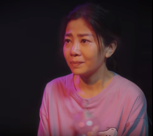 Mai Phương tái xuất với vai diễn lấy nước mắt trong web drama mới của Tuấn Trần - Ảnh 3.