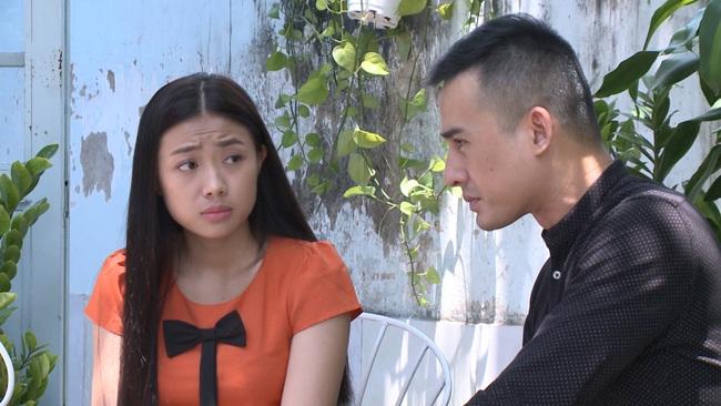 """""""Không lối thoát"""" tập 17: Vợ Minh - Lương Thế Thành sốc khi thấy chồng đi với bồ nhí, bị xe tông sảy thai - Ảnh 2."""