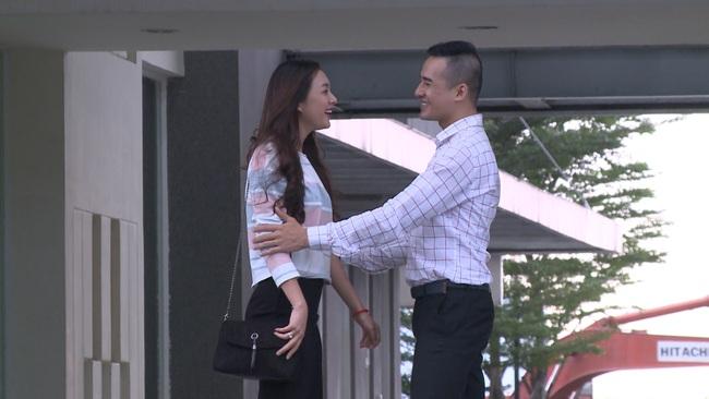 """""""Không lối thoát"""" tập 17: Vợ Minh - Lương Thế Thành sốc khi thấy chồng đi với bồ nhí, bị xe tông sảy thai - Ảnh 5."""